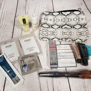 Ulta Cheek Brush and lots of samples!